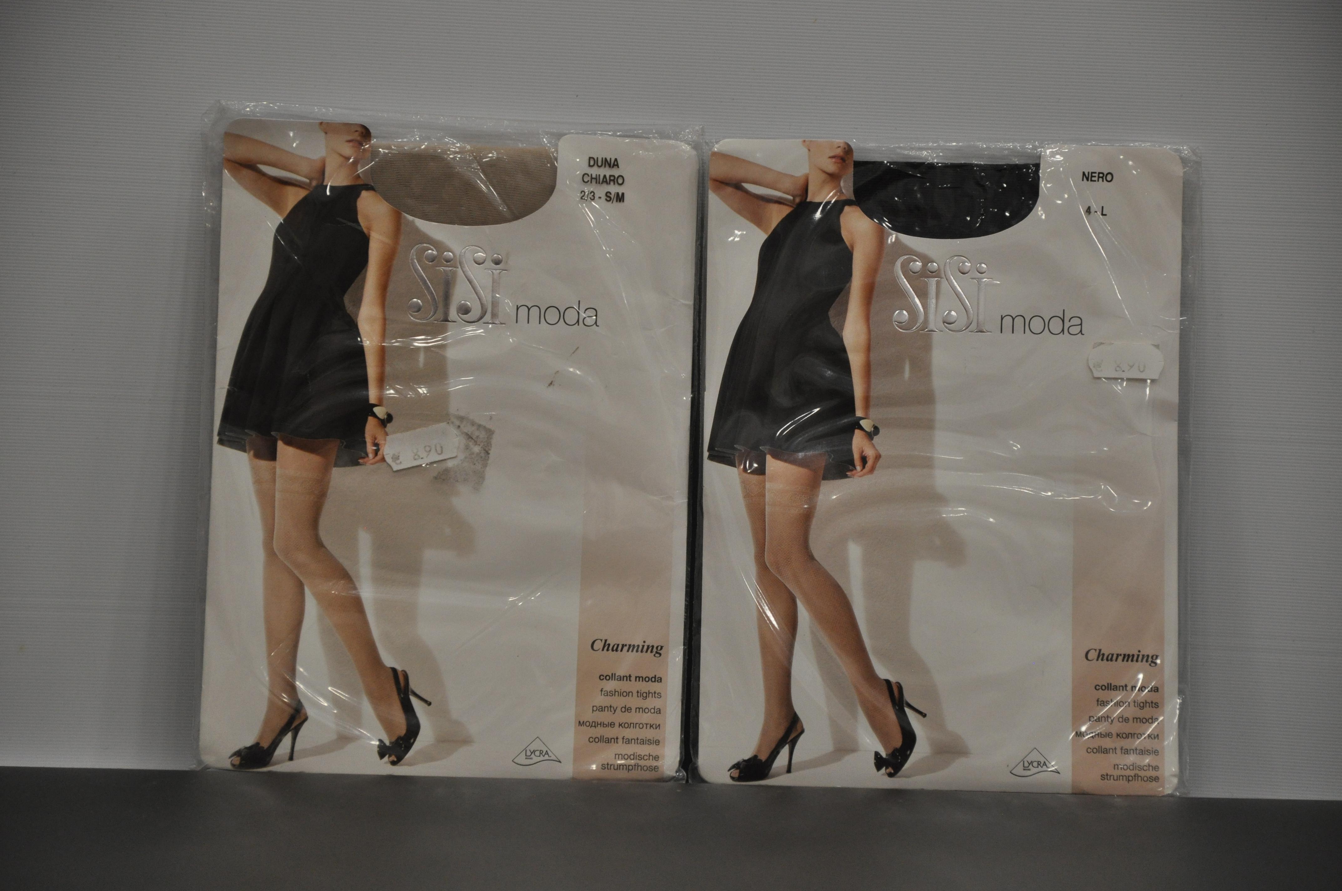 molti stili offrire sconti varietà di design Calze Sisi moda Charming